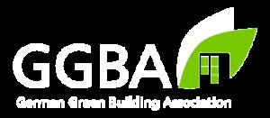 Logo GGBA weiss